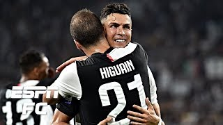 Gambar cover Can Cristiano Ronaldo and Gonzalo Higuain play together at Juventus? | Serie Awesome