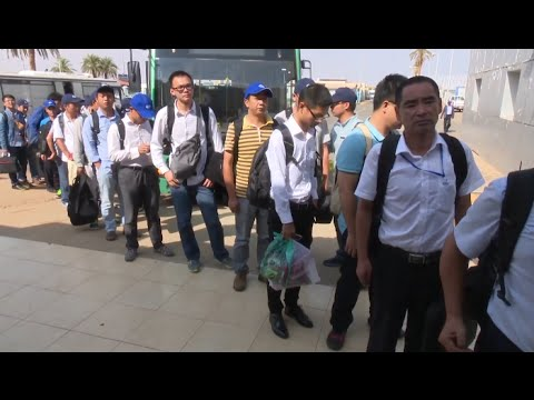 More Than 70 Chinese Arrive at Khartoum from South Sudan
