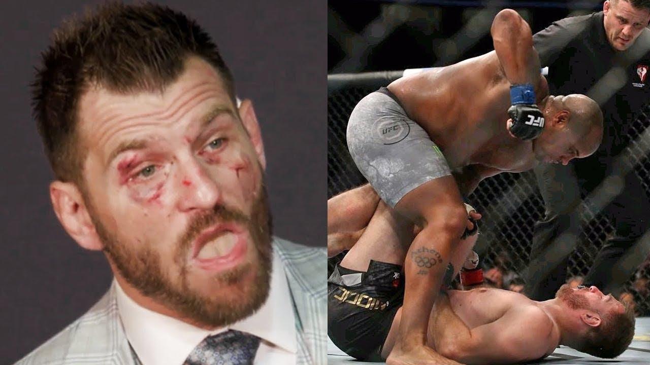 Стипе Миочич слова после боя против Даниэля Кормье на UFC 226