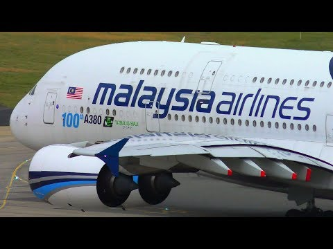 Which Airline Lands the Airbus A380 The BEST? | Sydney Airport Plane Spotting