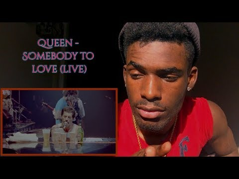 FIRST TIME WATCHING | Queen - Somebody To Love (1981 Live in Montreal) | REACTION