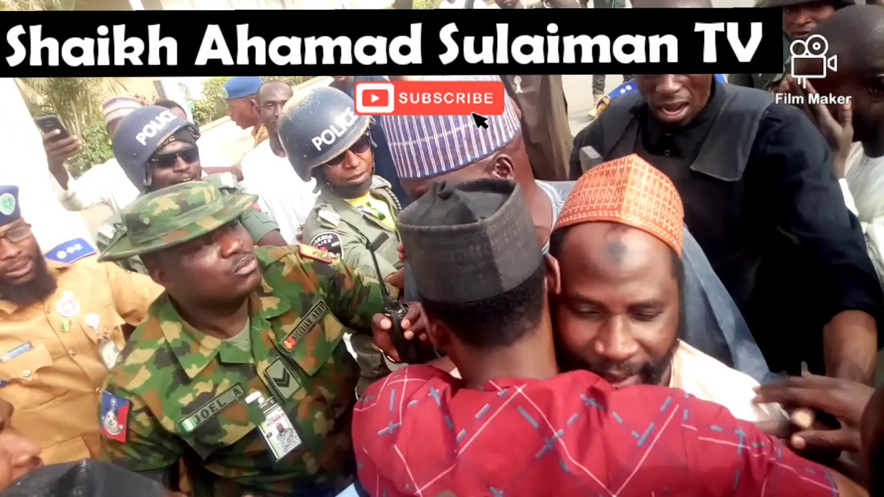 Download Shekara daya kenan da dawowar Sheikh Ahmad Sulaiman Ibrahim kano Allah ya kara tsarewa