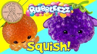 Bubbleezz Squishy Toy Unboxing Review