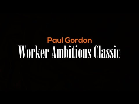 Worker Ambitious Classic - Paul Gordon [Ultimate Card Tricks]