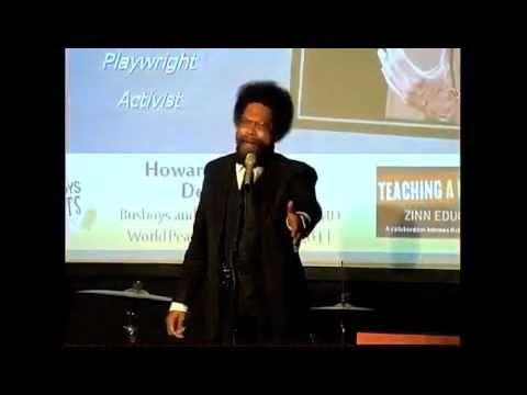 Zinn Room Dedication: Cornel West