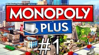 Shots Fired! : Monopoly Plus Part 1