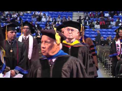 2015 Fall Commencement - College of Science