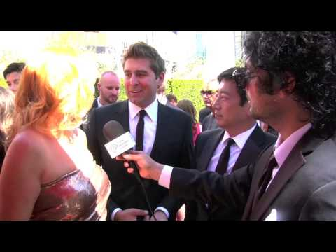 The MythBusters Team - Emmy's Red Carpet 2014