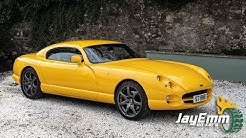 PURE EVIL - Or Misunderstood Masterpiece? The TVR Cerbera Speed Six Review