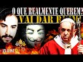 EXPOSED! Anonymous hackeia páginal do Vaticano, e descobre 6 Mil casos de Pedofilia