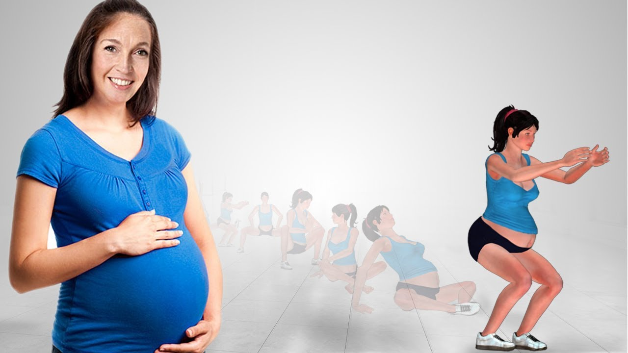 10 Exercise To Ease Normal Delivery Doovi