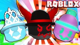Demon Mask, Diamond Mask And Gummy Mask Which is Better? In Roblox Bee Swarm Simulator