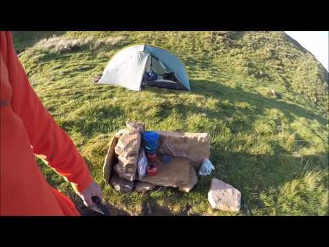 North Pennines Wild Camp with the Tarptent Double Rainbow