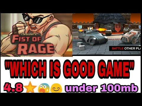 Let play new 2 games 2017||awesome graphics under 100 mb😊||gameplay which one is good game||hindi