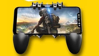 6 finger claw game pad PUBG Mobile IOS ANDROID