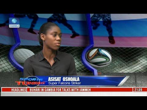 Sports Tonight: Super Falcon Stars Give Back To Society 1