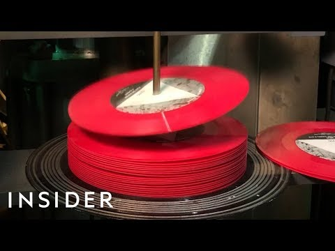 How Vinyl Records Are Made Mp3