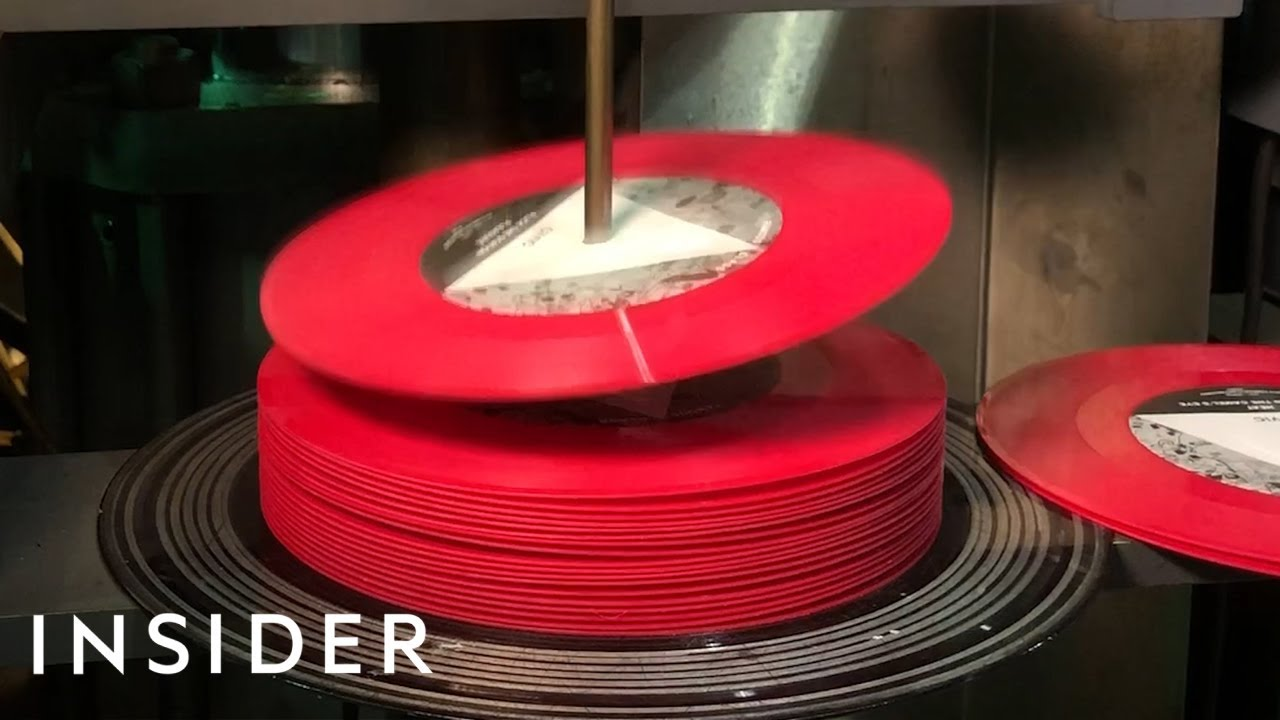 Download How Vinyl Records Are Made