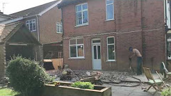 Modern extension west bridgeford Nottingham