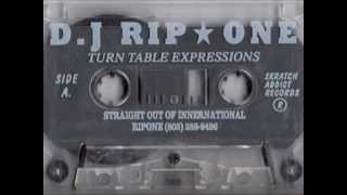 DJ Rip One - Turntable Expressions (Side B)