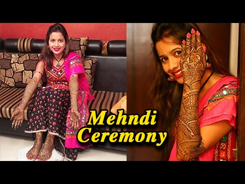Asmitaa Fame Mayuri Wagh To Get Married | Mehendi Ceremony Pictures Out