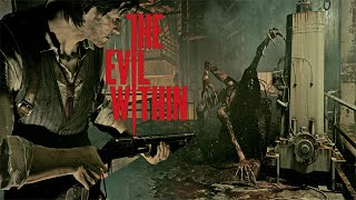 PS3 Longplay [112] The Evil Within (Part 2 of 6)