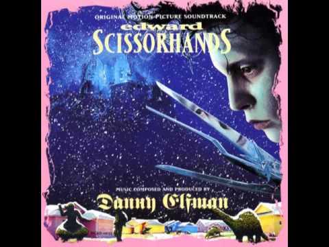 Danny Elfman  Edward Scissorhands  FULL ALBUM OST  *HQ