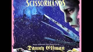 Danny Elfman - Edward Scissorhands [ FULL ALBUM OST ] *HQ