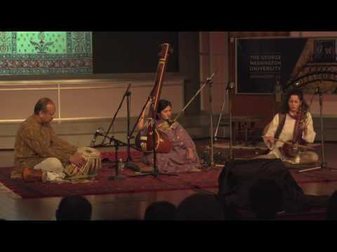Concert of Traditional Music of the Islamic People