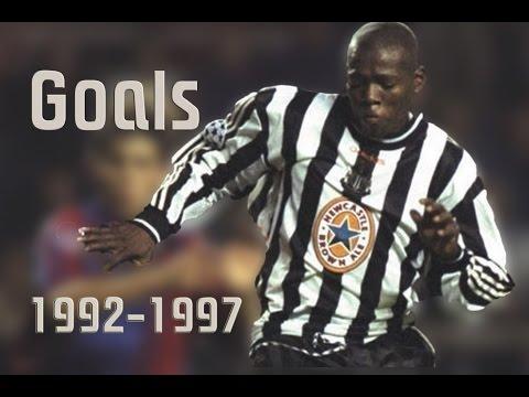 Faustino Asprilla ► ● 1992-1997 goals and skills - NEW CASTLE UNITED