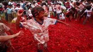 La tomatina española, historia, curiosidades y cosas que no sabías