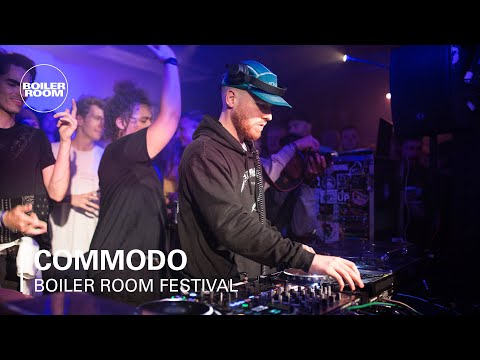 Commodo | Boiler Room Festival | Day 3: Bass