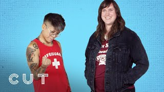 Lesbian Decides Who's The Gayest Woman | Lineup | Cut