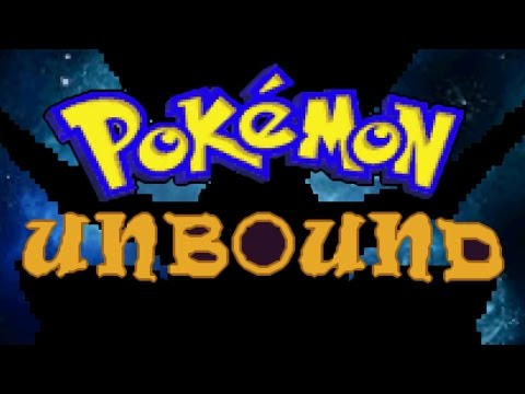Pokemon Unbound ( Pokemon GBA Rom Hack Showcase ) GEN 7 POKEMON!!