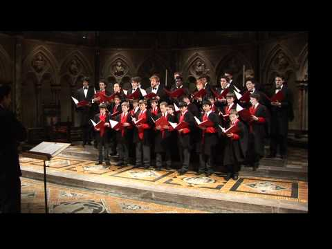Choir of St John's College, Cambridge, Bogoroditse Dyevo - by Sergei Rachmaninoff