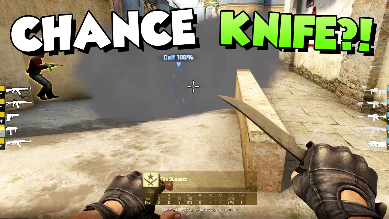 Cs Go Knife Chance