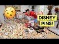 HUGE DISNEY PIN COLLECTION! *700 Pins*