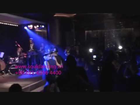Cabaret Performance Shanghai China/ Souldancing Studio Performance