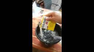 איך להכין דבק לטפט