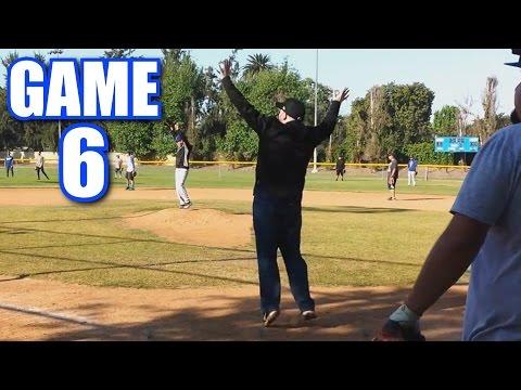 BEST GAME EVER! | On-Season Softball Series | Game 6