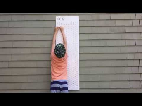 How to use the Bubble Wrap® Calendar