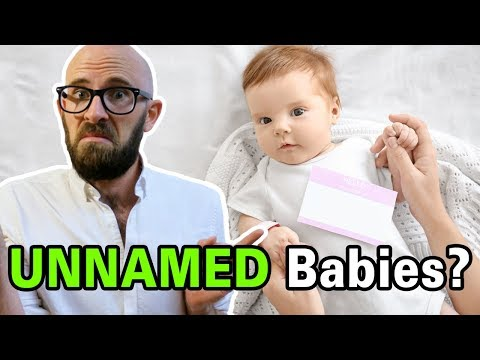 What Happens If Parents Don't Give Their Baby A Name?