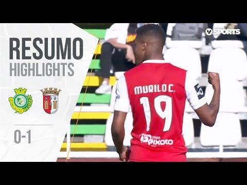 Highlights | Resumo: Vitória FC 0-1 Sp. Braga (Liga 18/19 #26)