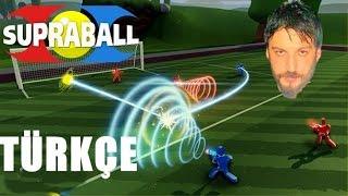 Supraball Türkçe | Bedava FPS Futbol Oyunu | Bölüm 1