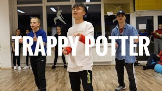 SKiNNY BARBER - Trappy Potter (Give me the loot) | choreography by Nik Nguyen