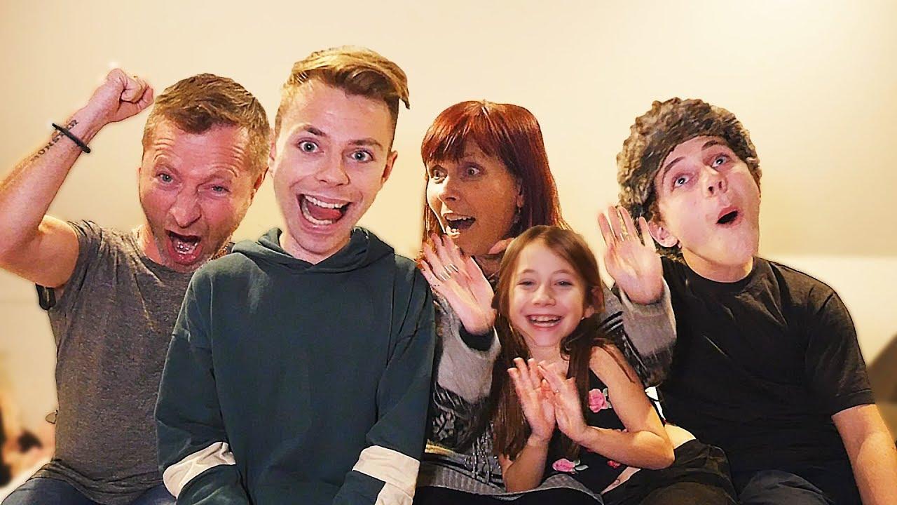 ULTIMATIVE FAMILIE TEST!