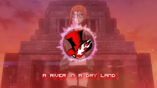 Download Rivers in the Desert  With Lyrics  Persona 5 ( Lettuce Sauce 』Re-upload) 1080p60fps