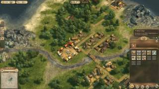 Anno 1404 Gold Edition Intro+gameplay(PC)[HD]