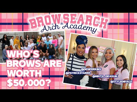 BENEFIT BROW SEARCH || ARCH ACADEMY thumbnail