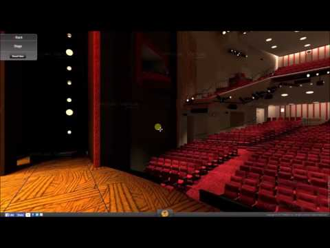 VirtualTheatreTour - Minskoff Theatre (The Lion King)